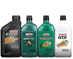 Castrol Premium Plus<br />Oil Change